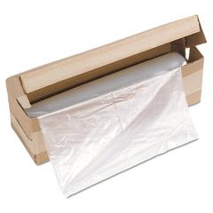 HSM Shredder Bags, 58 gal Capacity, 1/RL