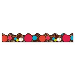 """Dots Design Decorative Border, 2 1/4"""" x 25ft, Assorted Colors"""