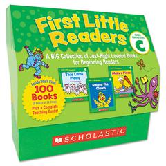 First Little Readers Level C, Pre K-2