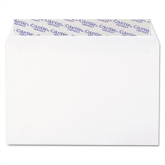 Columbian Grip-Seal Booklet/Document Envelope, 6 x 9, White, 250/Box