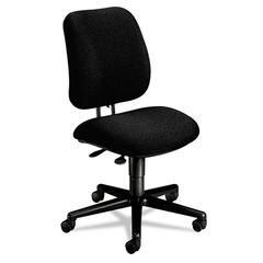7700 Series Multi-Task Swivel chair, Black