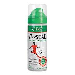 Curad Flex Seal Spray Bandage, 40mL