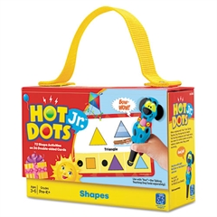 Hot DotsJr. Card Sets, Shapes