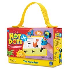 Educational Insights Hot DotsJr. Card Sets, Alphabet