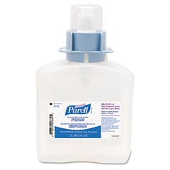 PURELL Advanced FMX-12 Foam Instant Hand Sanitizer Refill, w/Moisturizers, 1200mL