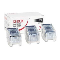 Finisher Staples for Xerox 7760/4150, Three Cartridges, 15,000 Staples/Pack