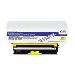 44250713 Toner, 2500 Page-Yield, Yellow