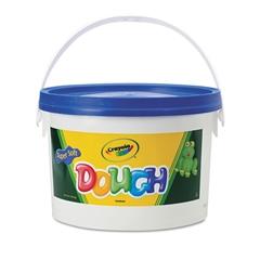 Modeling Dough Bucket, 3 lbs., Blue