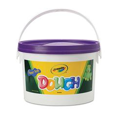 Modeling Dough Bucket, 3 lbs., Violet
