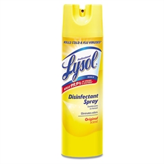Professional LYSOL Brand Disinfectant Spray, Original Scent, 19 oz Aerosol Can