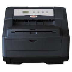 Oki B4600 Laser Printer, Black, 120V