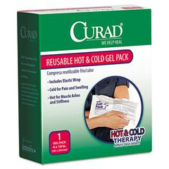 Curad Reusable Hot & Cold Pack, w/Protective Cover