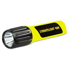 ProPolymer Lux LED Flashlight, 4AA (Included), Yellow