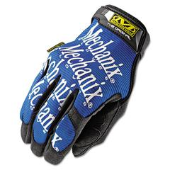 The Original Work Gloves, Blue/Black, Large