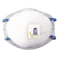 Particulate Respirator 8577, P95, 10/Box