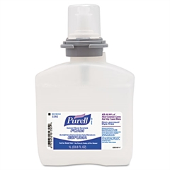 PURELL Advanced Instant Hand Sanitizer Foam, 1000mL Refill, 2/Carton