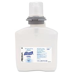 PURELL Instant Hand Sanitizer Nourishing Foam, 1200mL Refill, 2/Carton