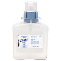 PURELL Instant Hand Sanitizer Nourishing Foam, Green Certified, 1000mL Refill, 3/Carton