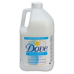 Dove Moisturizing Gentle Hand Cleaner, 1 Gallon