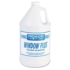 Window A Ready-To-Use Glass Cleaner, Ammonia-free, 1gal, Bottle, 4/Carton
