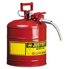 "AccuFlow Safety Can, Type II, 5gal, Red, 5/8"" Hose"