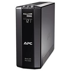 APC Back-UPS Pro 1000 Battery Backup System, 1000 VA, 8 Outlets, 355 J