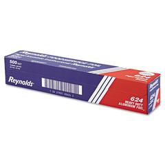 "Reynolds Wrap Heavy Duty Aluminum Foil Roll, 18"" x 500 ft, Silver"