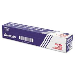 "Reynolds Wrap Metro Aluminum Foil Roll, Lighter Gauge Standard, 18"" x 500ft, Silver"