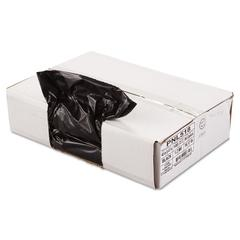 Penny Lane Linear Low Density Can Liner, 1.2 Mil, 43 x 47, Black, 10 Bags/Roll, 10 Rolls/CT