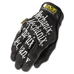 The Original Work Gloves, Black, Medium