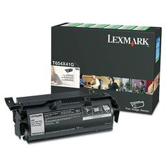 T654X41G Extra High-Yield Government Toner, 36,000 Page-Yield, Black