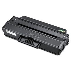 Samsung MLTD103L High-Yield Toner, 2,500 Page-Yield, Black