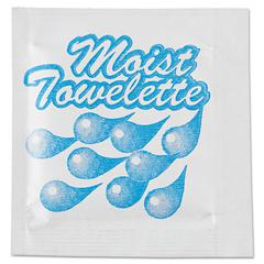 Sanfacon Fresh Nap Moist Towelettes, 4 x 7, White, 1000/Carton