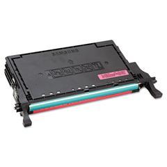 Samsung CLTM508L (CLT-Y508L) High-Yield Toner, 4,000 Page-Yield, Magenta