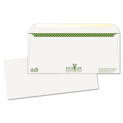 Bagasse Sugarcane Business Envelopes, #10, 4 1/8 x 9 1/2, 500/Box