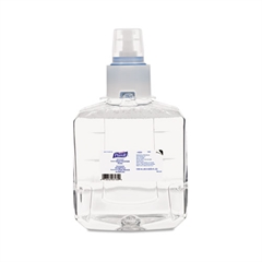 PURELL Advanced Instant Hand Sanitizer Foam, LTX-12 1200mL Refill, Clear, 2/Carton