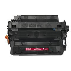 0281601001 55X Compatible MICR Toner Secure, High-Yield, 12,500 PageYield, Black