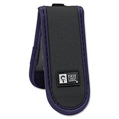 Case Logic USB Drive Shuttle, Holds 2 USB Drives, Black