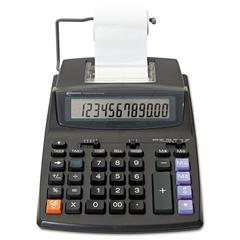 Innovera 16015 Two-Color Roller Printing Calculator, Black/Red Print, 2.3 Lines/Sec