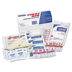 OSHA First Aid Refill Kit, 48 Pieces/Kit