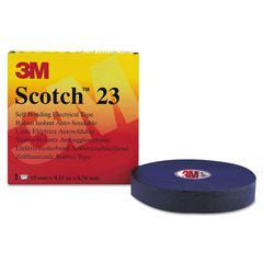 """Scotch 23 Rubber Splicing Tape, 3/4"""" x 30ft"""