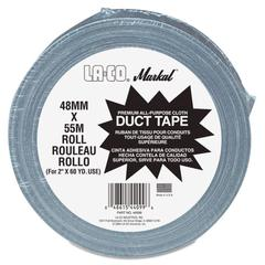 """Duct Tape. 2"""" x 60yd, Silver Gray"""