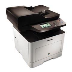 CLX-6260FW Wireless Multifunction Laser Printer, Copy/Fax/Print/Scan