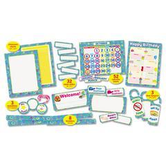 Scholastic Super Classroom Kit, Funky, 108 Pieces per Set