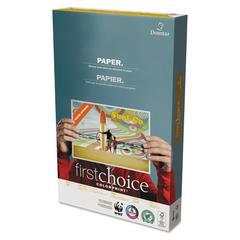 Domtar ColorPrint Premium Paper, 98 Brightness, 28lb, 11 x 17, White, 500 Sheets/Ream