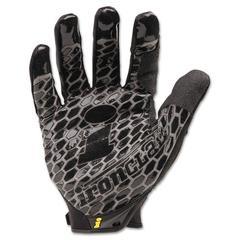 Box Handler Gloves, Black, X-Large, Pair