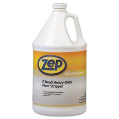Z-Tread Heavy-Duty Floor Stripper, 1gal Bottle
