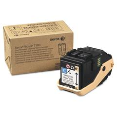 106R02599 Toner, 4500 Page-Yield, Cyan
