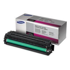 Samsung CLTM504S Toner, 1800 Page-Yield, Magenta