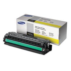 CLTY506S Toner, 1500 Page-Yield, Yellow
